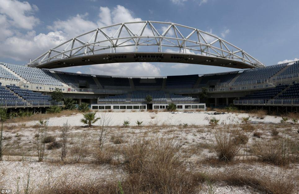 Jeux olympiques abandonnés
