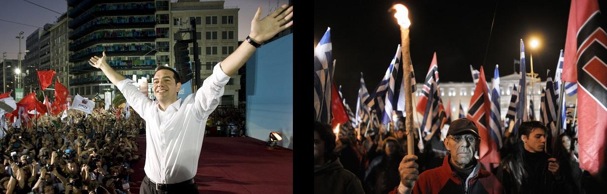 Tsipras & GD